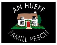 An Hueff | Famille Pesch | vente directe ferme viande et salaisons Logo